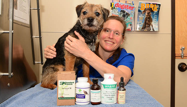 Veterinary Herbal Therapy at Cascade Summit Animal Hospital